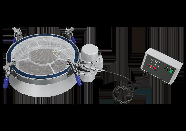 Sievmaster Ultrasonic System